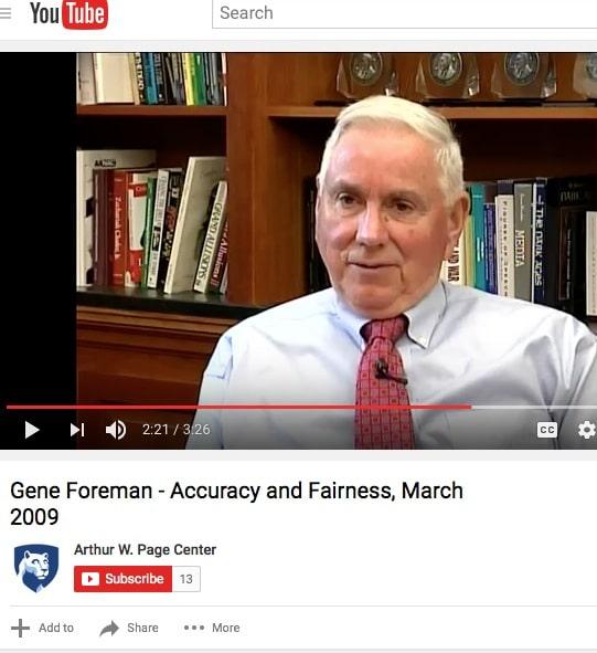 GENE FOREMAN - 3