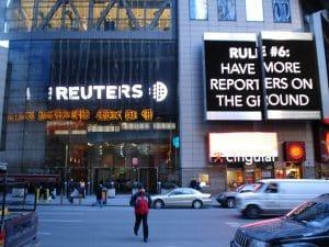 Reuters HQ